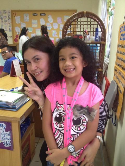 Ms. Jade & me