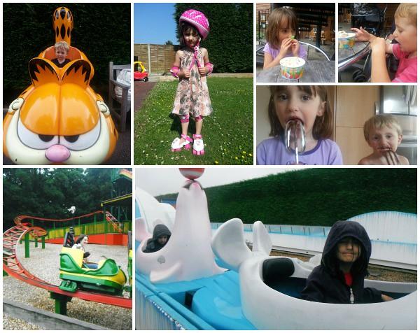 Summer 2013 Collage