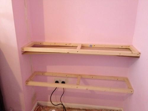 mdf alcove shelves 1
