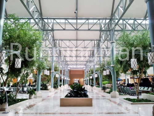 Hilton North Hotel 07 - Main Foyer