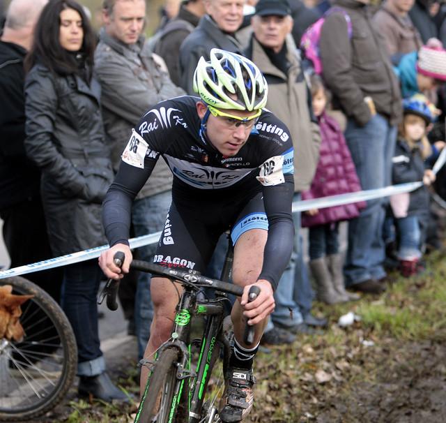 Radsport - 7. ENTEGA City Cross Cup Lorsch - 11.11.2012 - Lorsch