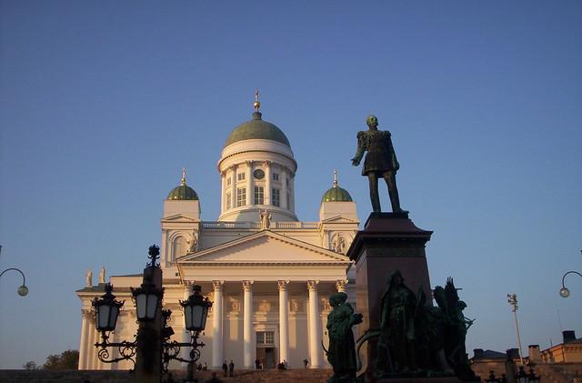 Sunny in Helsinki