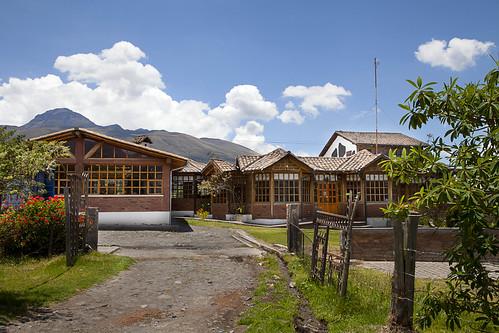 El Cafe de la Vaca, Ecuador