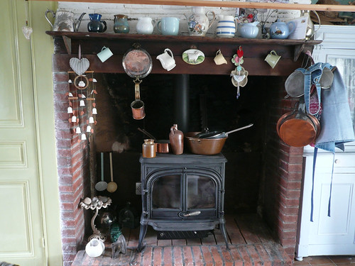 Kitchen Mantelpiece