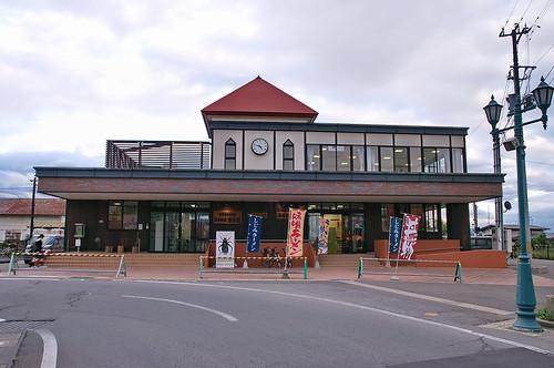 【写真】金木駅