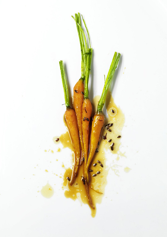 jeunes carottes