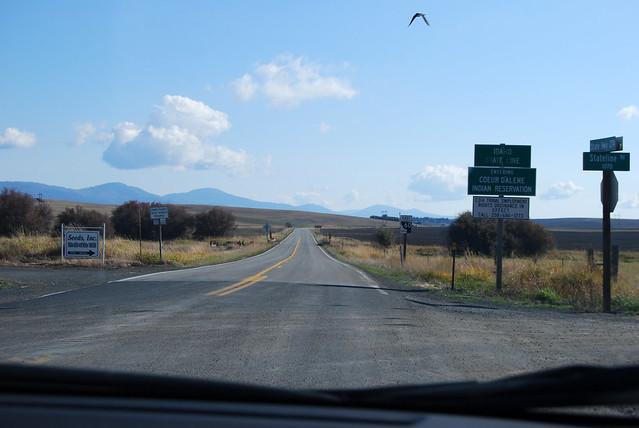 SR 274 @ Idaho