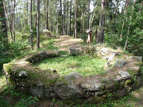 Bečov nad Teplou: Šibeniční vrch aneb Jak si kat vybíral manželku