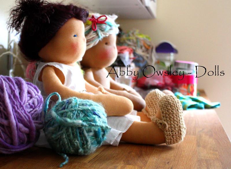 "Lourde - 16"" Natural Doll"