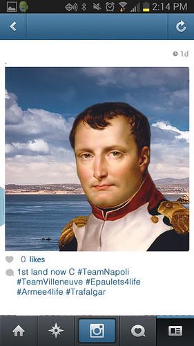 Napoleon Selfie