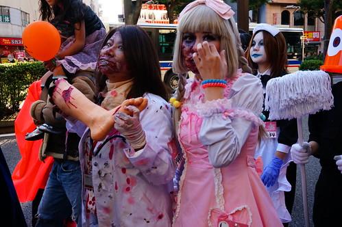 Kawasaki Halloween Parade 2013 94