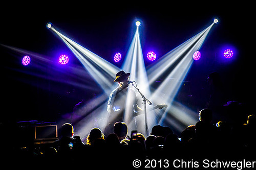 City And Colour - 11-08-13 - The Fillmore, Detroit, MI