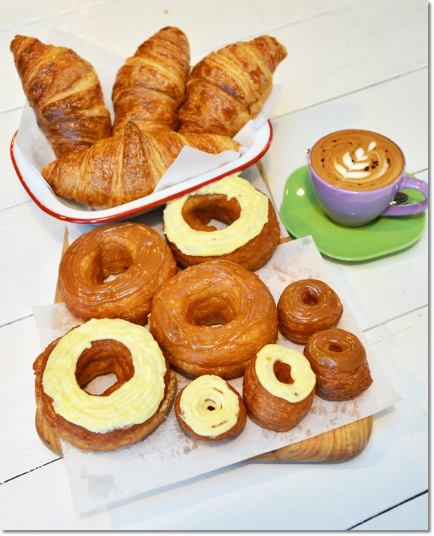 Of Cronuts & Coffee
