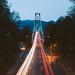 Lions Gate Bridge by Jared Atkins