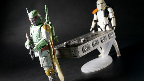 Boba collected his bounty