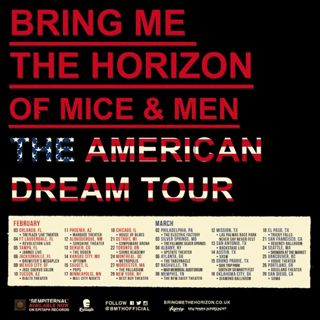 Of mice and men tour dates in Brisbane