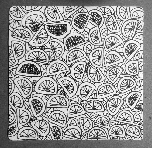 Lemon Lime (Pen and Ink Exercise) by randubnick