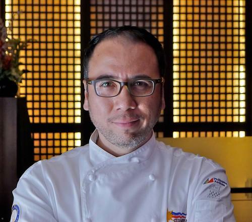 Chef Fernando Aracama