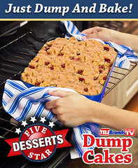just dump and bake!