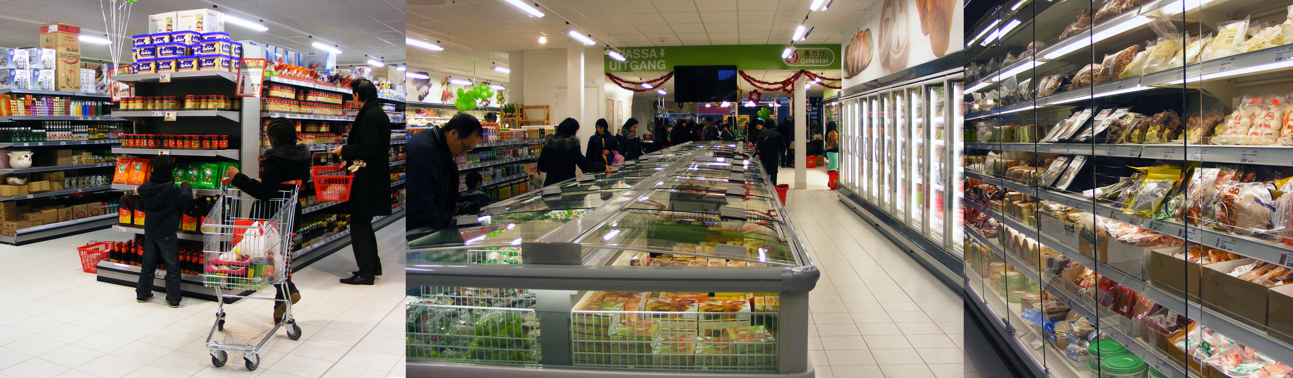 Amazing oriental rotterdam centrum aziatische supermarkt for Open venster rotterdam