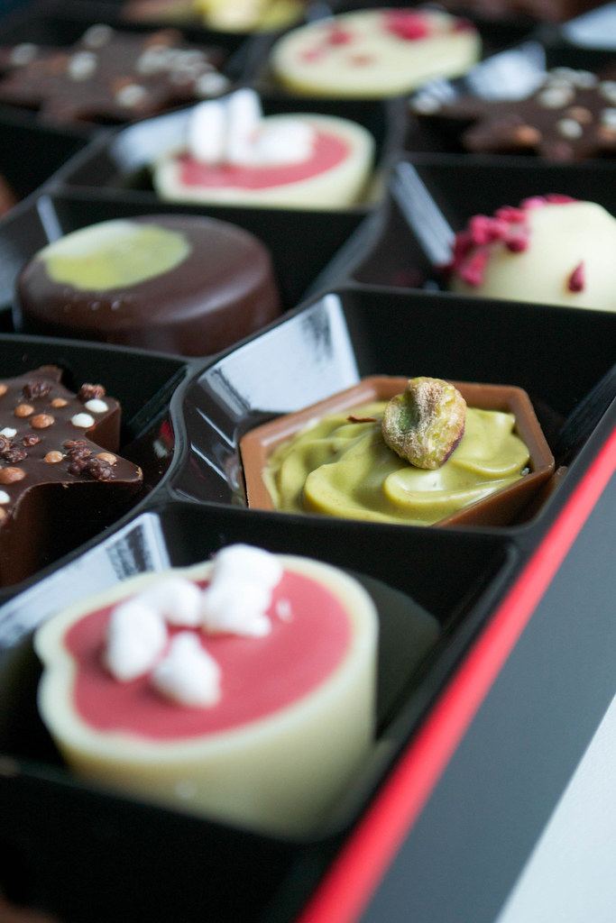 sleekster box hotel chocolat full