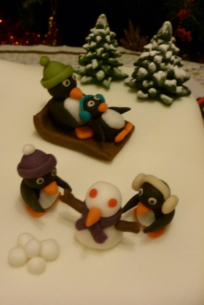 Flickr photos of penguin cake   Picssr