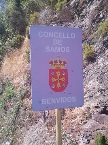 camino pilgrimage caminodesantiago triacastela sept2012 pilgrimchris 19092012