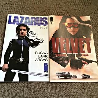 Lazarus Velvet