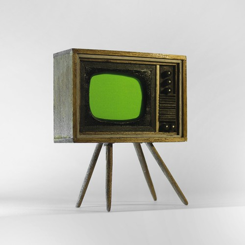 TV by Joan Kamberai