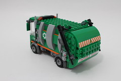 The LEGO Movie Trash Chomper (70805)