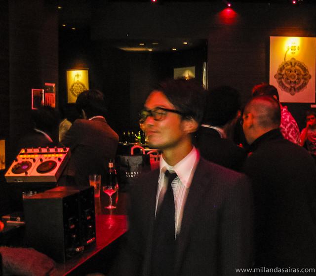 Bar Heartland, en Roppongi