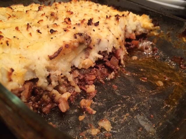 Shepherds Pie Sunday Comfort Food