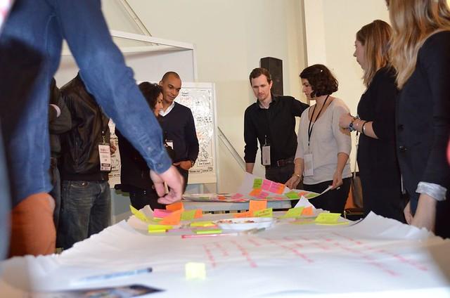 Midinnov 2014 - Atelier de créativité sur le vélo du futur