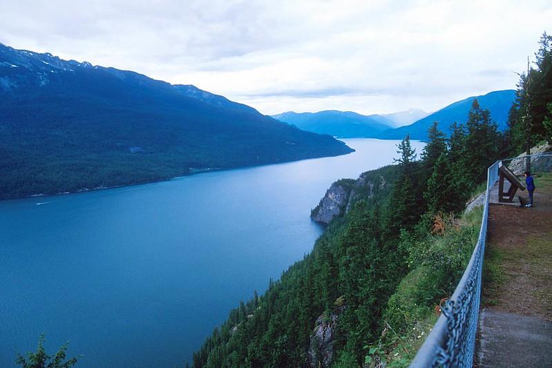 Valhalla Provincial Park, Slocan Lake, Kootenay Rockies, British Columbia, Canada
