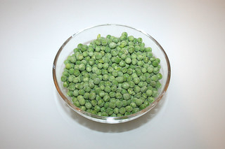 06 - Zutat Erbsen / Ingredient peas