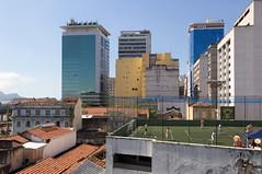 Soccer field, Centro, Rio de Janeiro