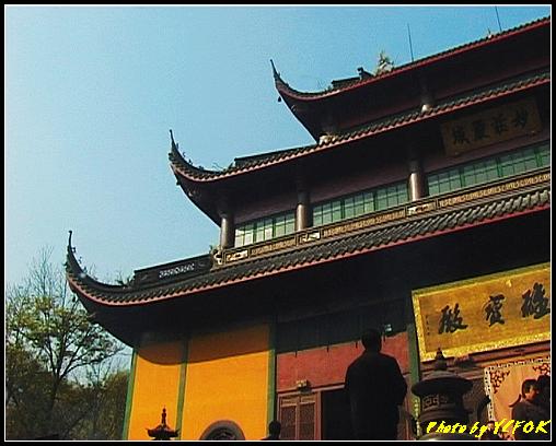 杭州 飛來峰景區 - 039 (靈隱寺)