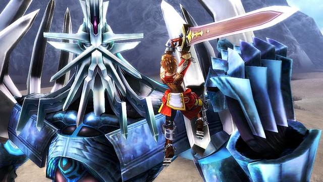 Ragnarok Odyssey Ace on PS3 and PS Vita