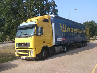 Volvo FH Waberers