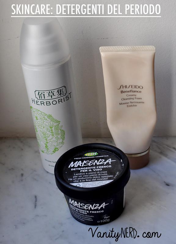 Skincare - Detergenti