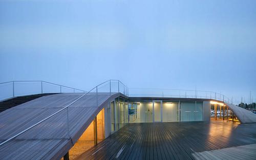 PLOT 建築師事務所 - Maritime Youth House - Photo 02