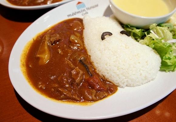 東京天空樹嚕嚕米餐廳18
