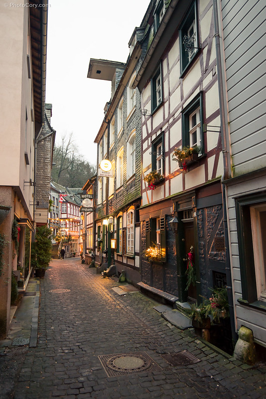 Old town in Monschau