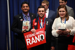 Rand Paul supporters