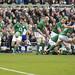 Conor Murray Box Kick