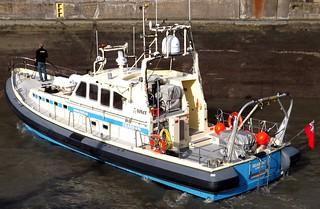 Seabeam (1) @ KGV Lock 08-03-14
