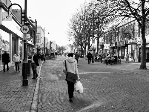 Pedestrian, Gosport High St