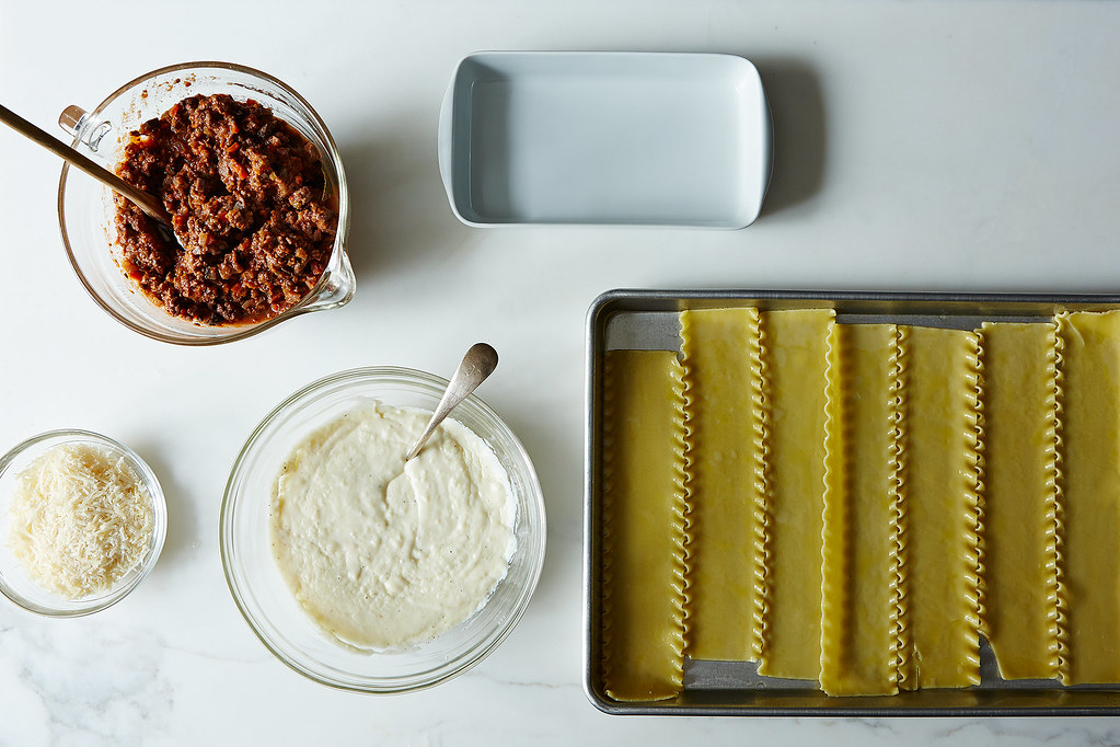 easy how to make lasagna