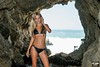 Nikon D800 Photos of Bikini Swimsuit Model Goddess in Sea Cave by 45SURF Hero's Journey Mythology Goddesses
