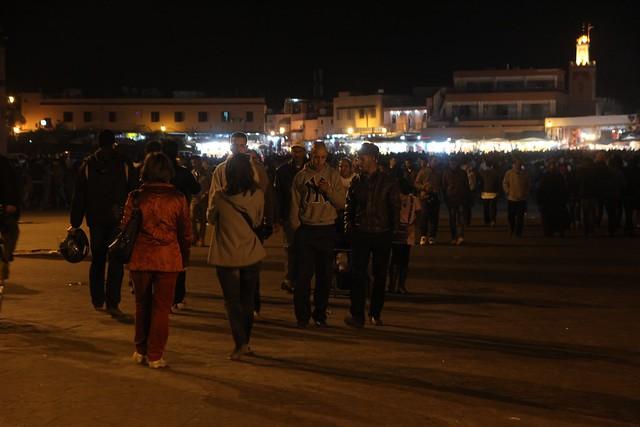 160 - Plaza Jemaa El Fnaa